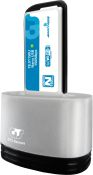 Adaptador Wireless Nano Usb 150mbps C/base Extensora  - infoarte2005