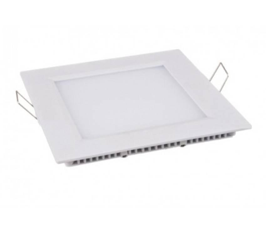 Painel Paflon Luminaria Led 32w Embutir Maxtel Quadrado  Cod: MT1432A  - infoarte2005