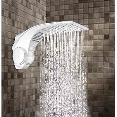 Ducha Duo Shower Multitemperatura Quadra 220v Lorenzetti  - infoarte2005