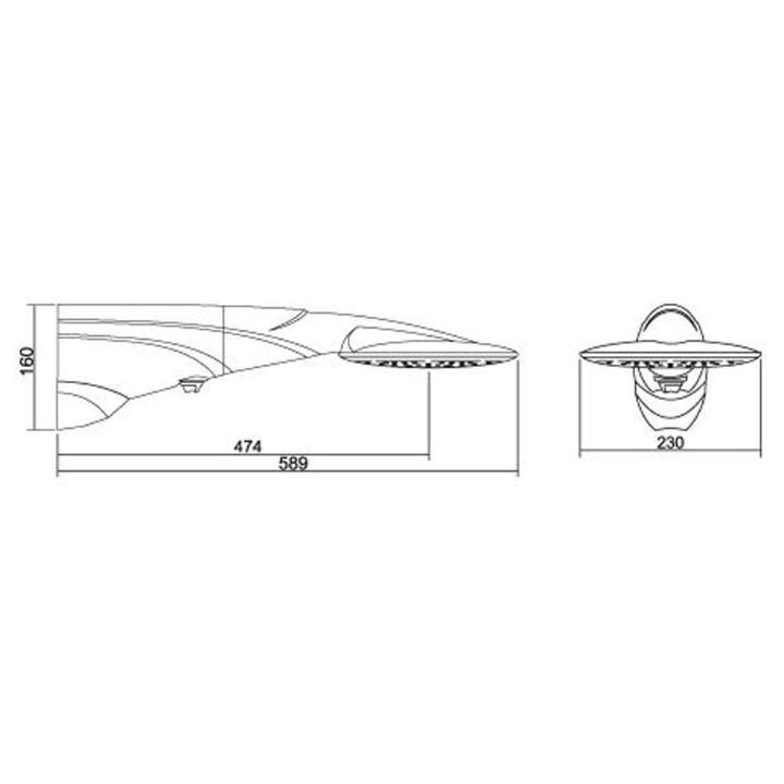 Ducha Advanced Turbo Multitemperaturas Lorenzetti 220v 7500w  - infoarte2005