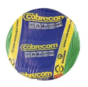 Cabo Flexível 2,5mm 100m Cobrecom Anti Chama Varias Cores - infoarte2005