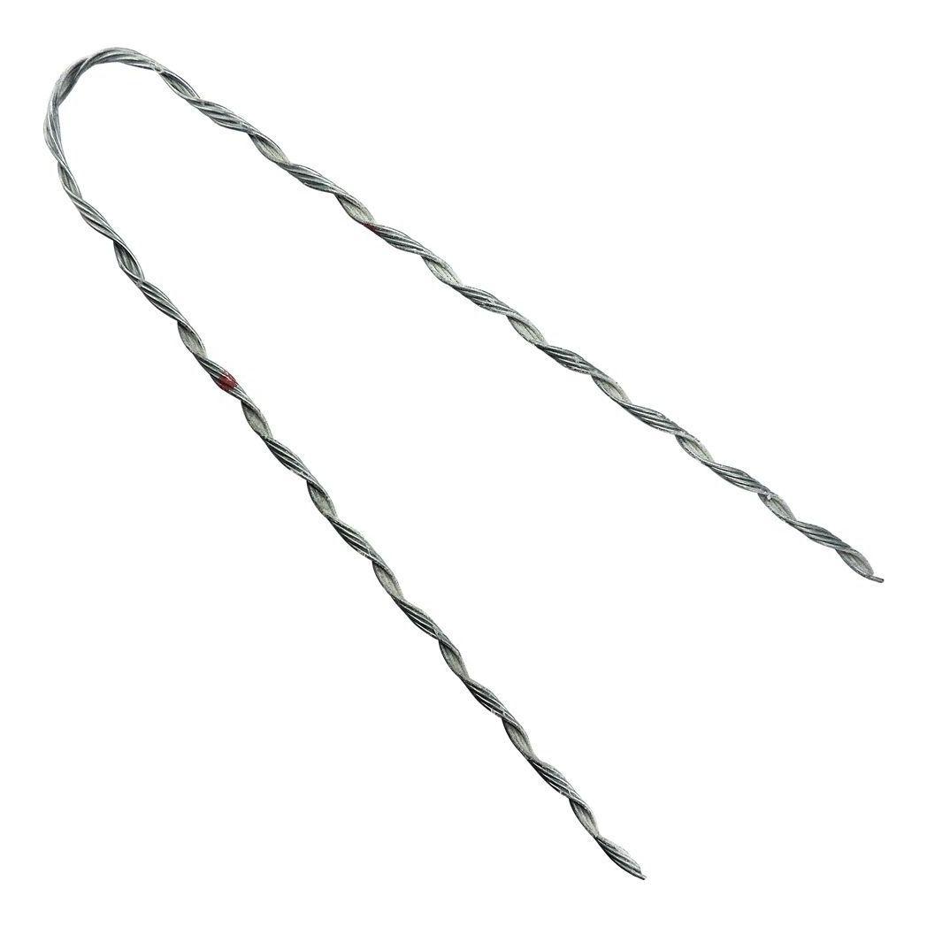 Alças Pré Form. P/ Ancoragem De Cordoalha Aço Diâm. 3/16  F2000.017  - infoarte2005