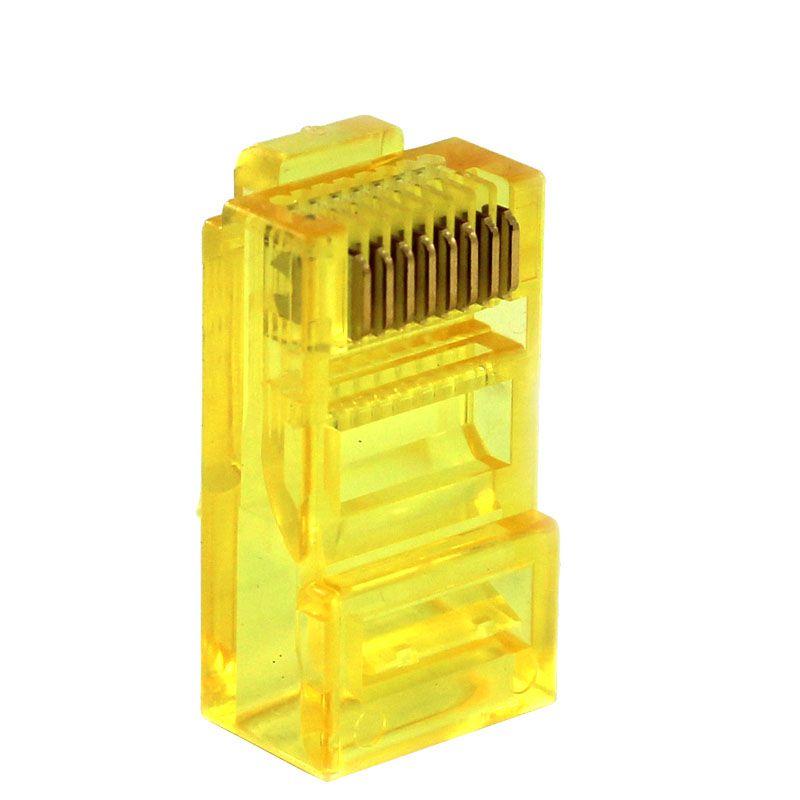 Conector 2flex Rj45 Macho Gold