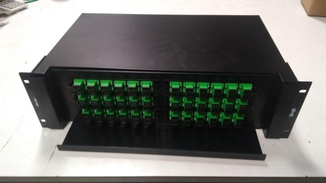 Dio Completo 36fo - Distribuidor Interno Optico Sc Apc 2u