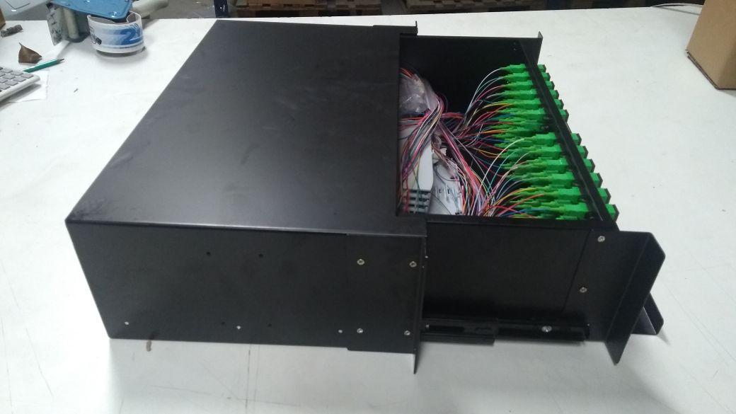 Dio Completo 36fo - Distribuidor Interno Optico Sc Apc 2u  - infoarte2005