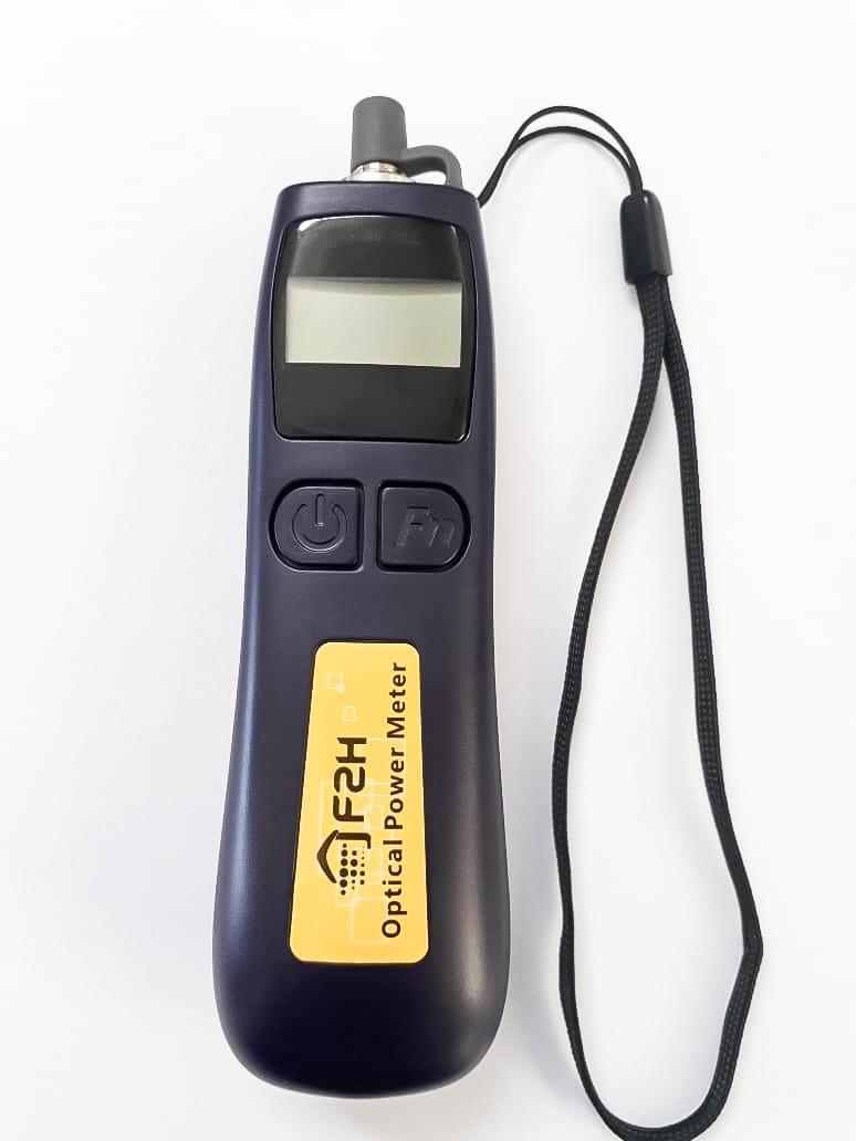 Power Meter Medidor De Potência De Fibra Óptica F2h