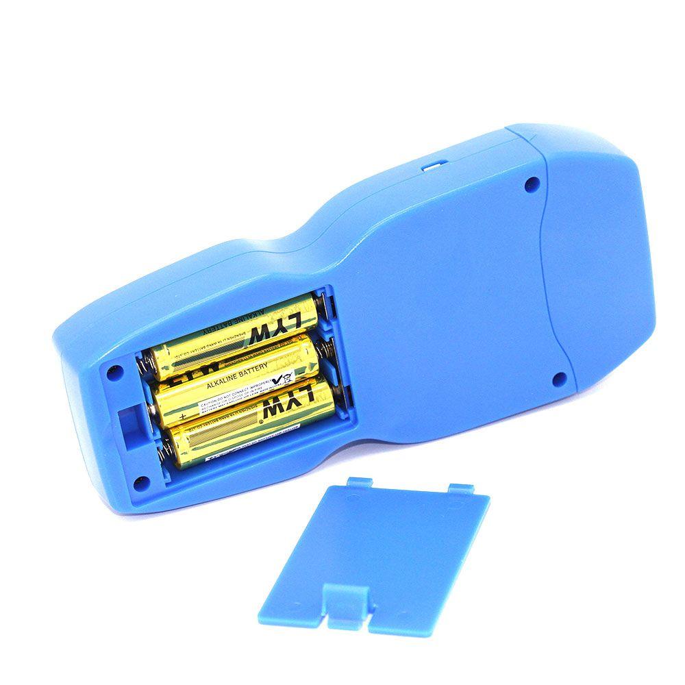 Power Meter Óptico -com Caneta De Luz 2 Flex  - infoarte2005