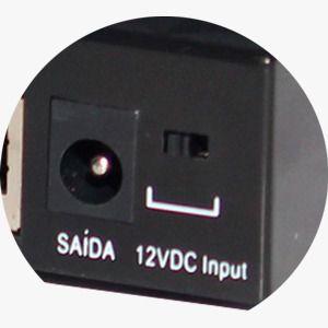 Switch Giga Poe Reverso - 2flex 48v  - infoarte2005