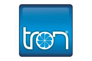 Ventilador De Teto Pera New Tron 220v Branco C/pás Verniz  - infoarte2005