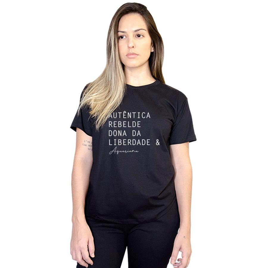 Camiseta Boutique Judith Aquariana