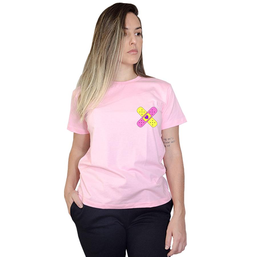 Camiseta Boutique Judith Broken Heart