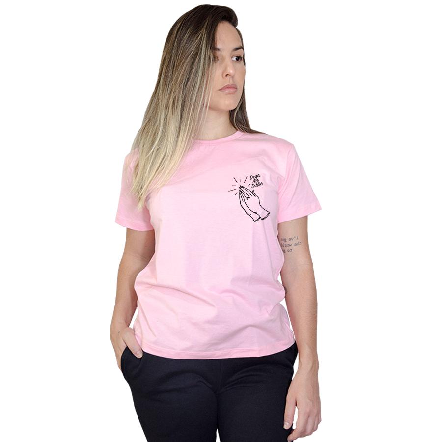 Camiseta Boutique Judith Deus Me Dibre