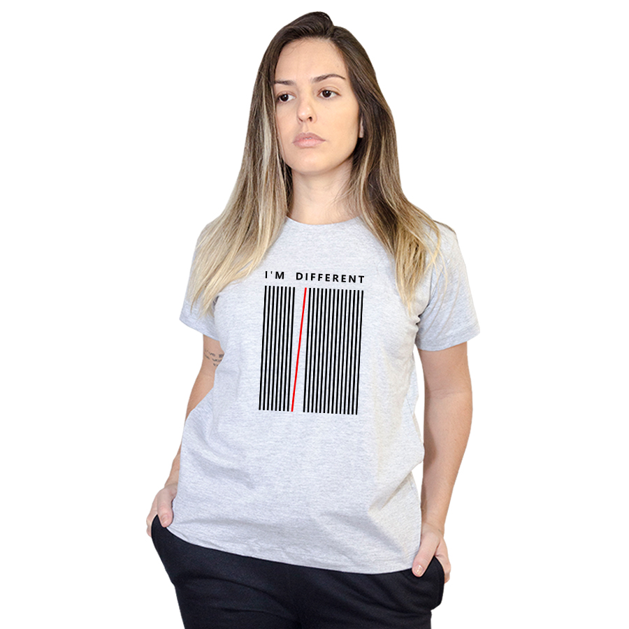 Camiseta Boutique Judith I'm Different