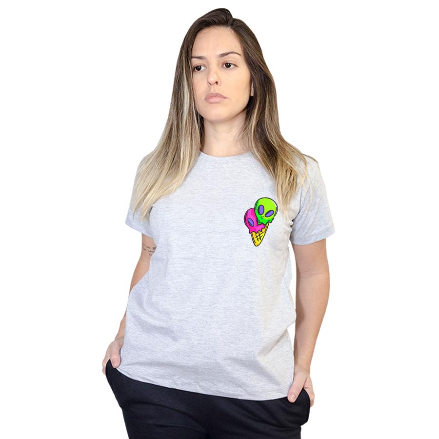 Camiseta Boutique Judith Ice Alien