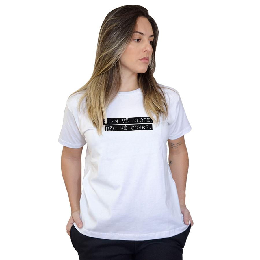 Camiseta Boutique Judith Quem Ve Close