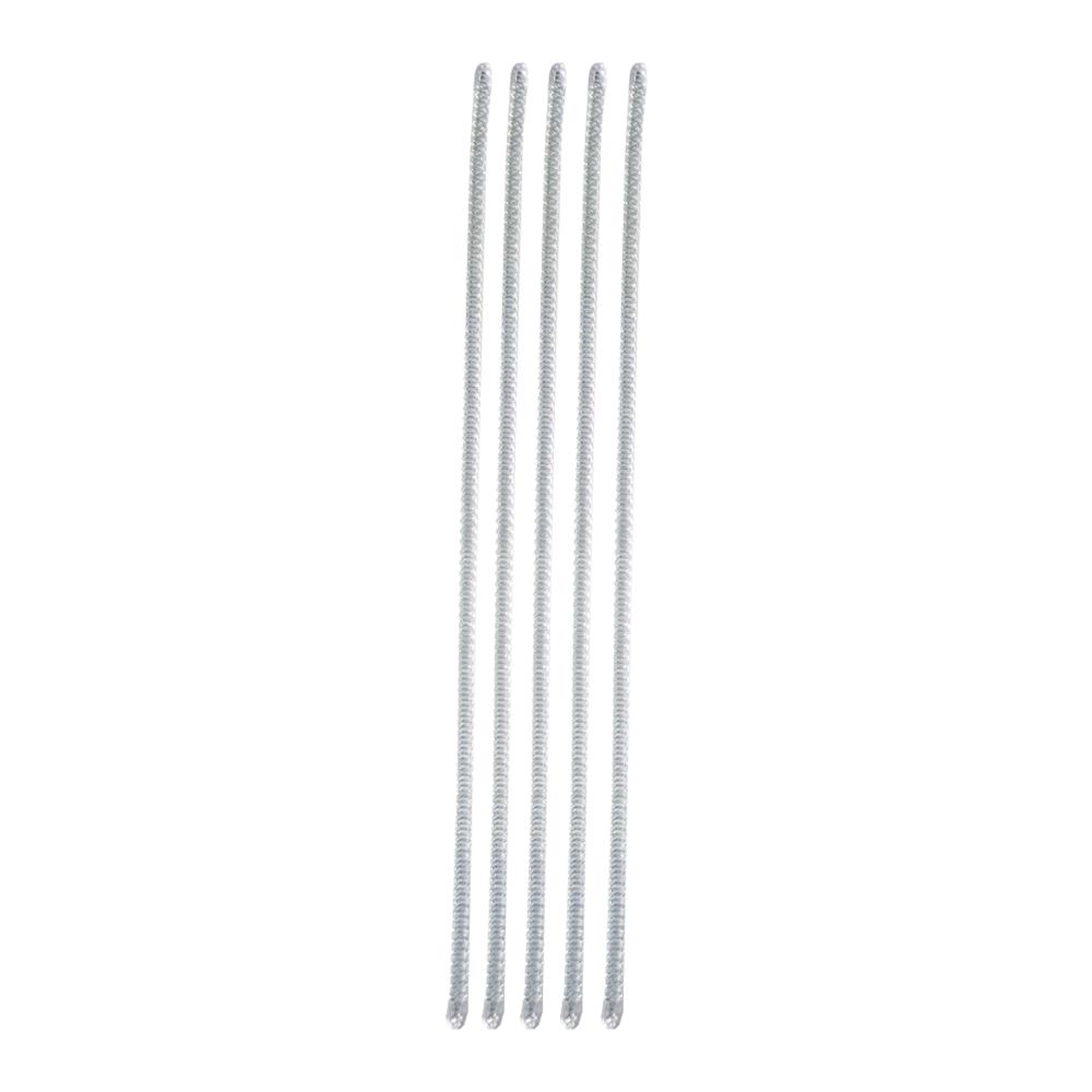 Kit com 4 Barbatanas de Aço Flexível
