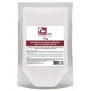 Argila Branca  Hidratante e Calmante 1000g c/ Colágeno