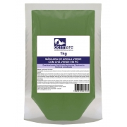 Argila Verde  Adstringente e Remineralizante 1000g Chá Verde
