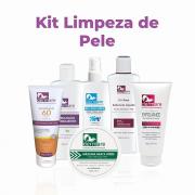 kit de Limpeza de Pele Profissional Dermare