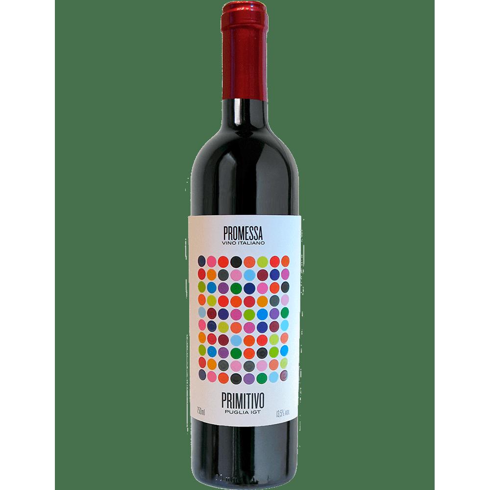 Vinho A. Mano Promessa Primitivo 750ml