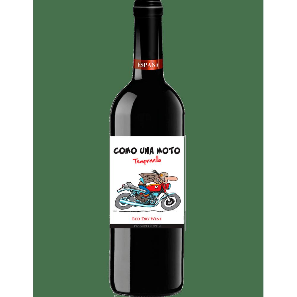 Vinho Como Una Moto Tempranillo 750ml