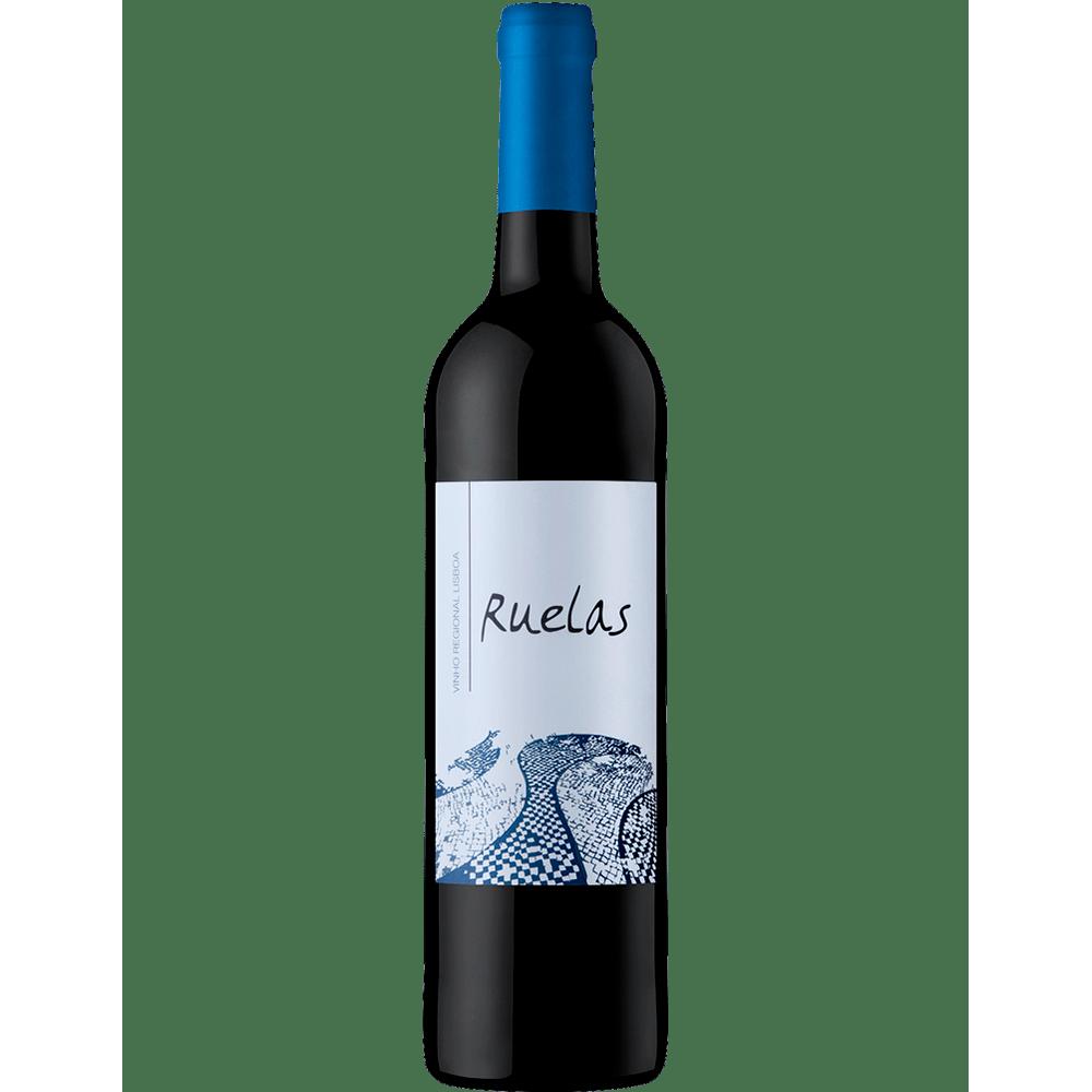 Vinho Ruelas Tinto 750ml