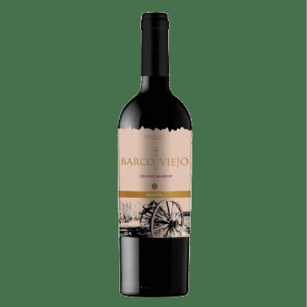 Vinho Tinto Barco Viejo Reserva Cabernet Sauvignon 750ml