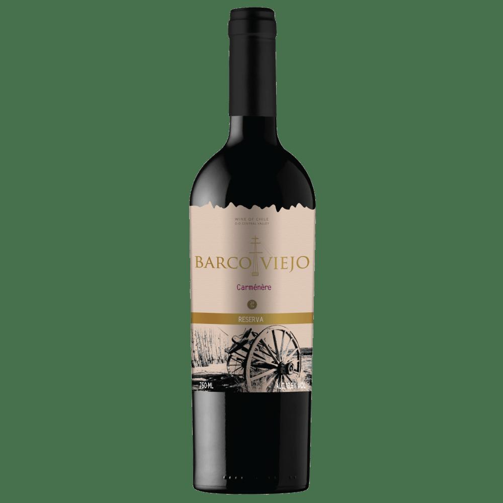 Vinho Tinto  Barco Viejo Reserva Carménère 750ml