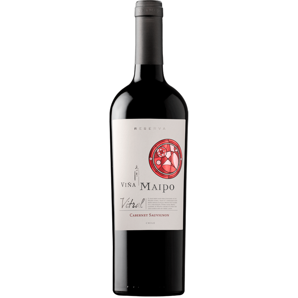 Vinho Vina Maipo Vitral Cabernet Sauvignon
