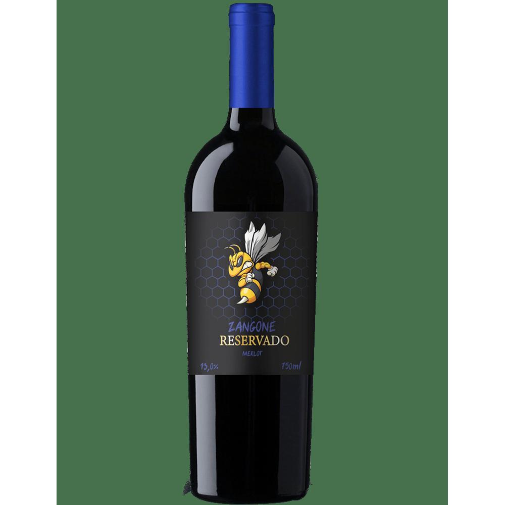 Vinho Zangone Reservado Merlot 750ml