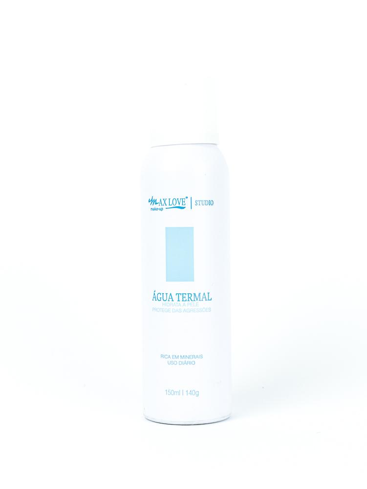 Água Termal - Max Love