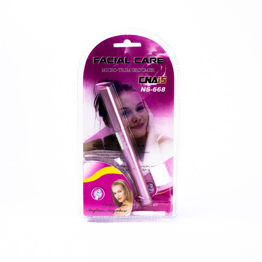 Caneta Depilatória Elétrica Sobrancelhas e Buço - Facial Care