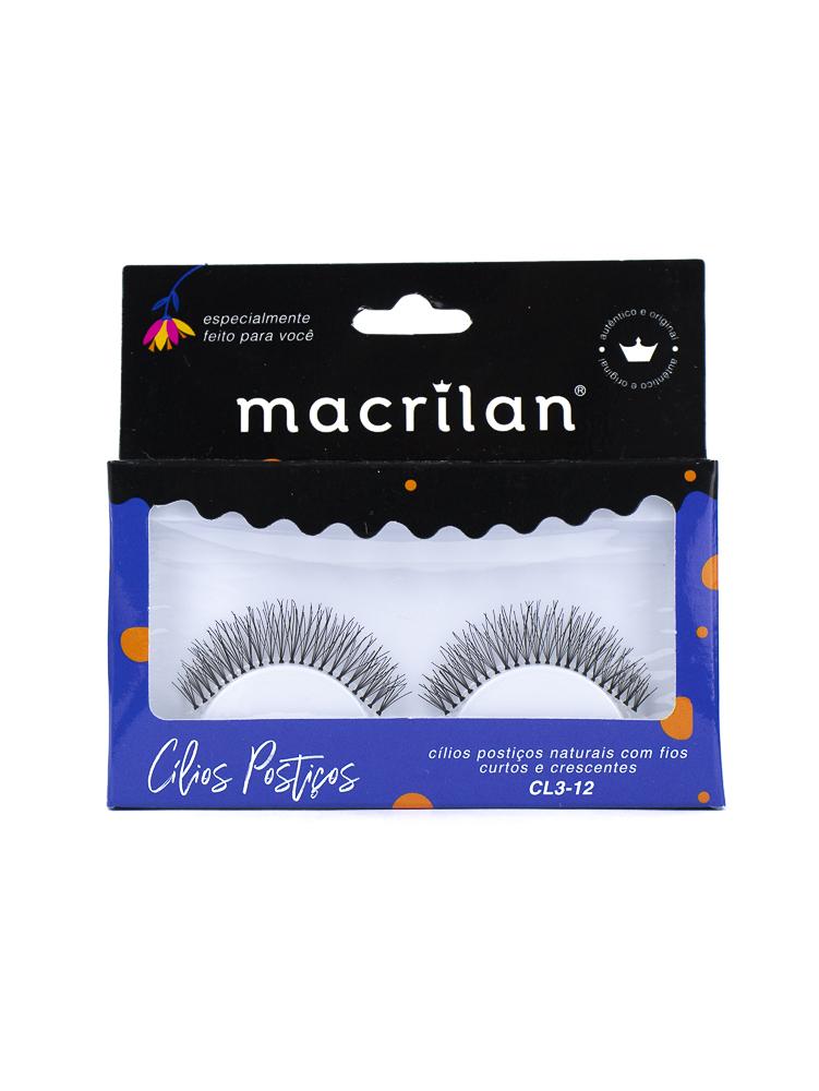 Cílios CL3-12 - Macrilan