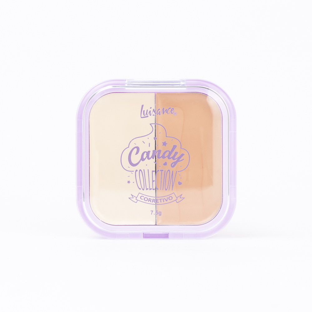 Corretivo Duo Candy Collection - Luisance