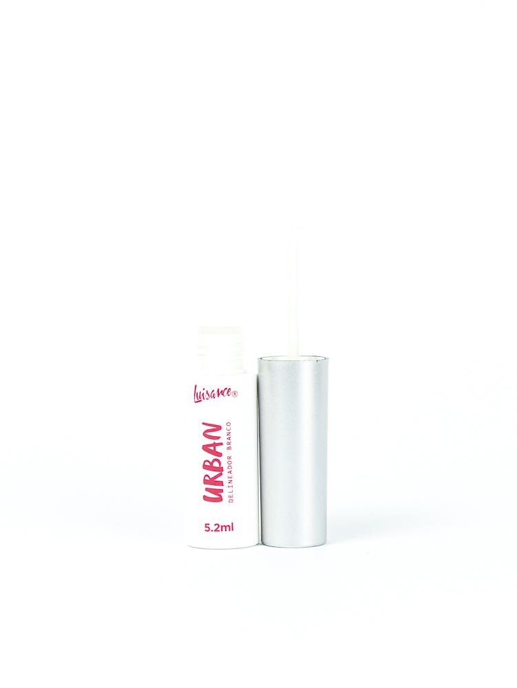 Delineador Liquido Branco Urban - Luisance