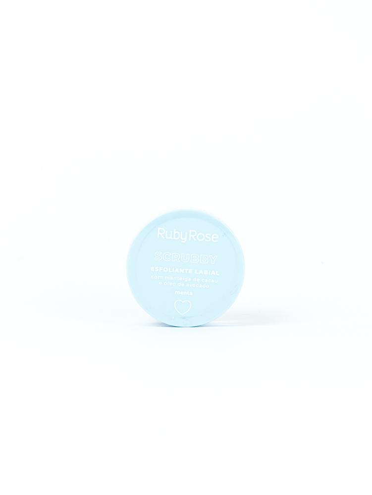Esfoliante Labial Scrubby Menta - Ruby Rose