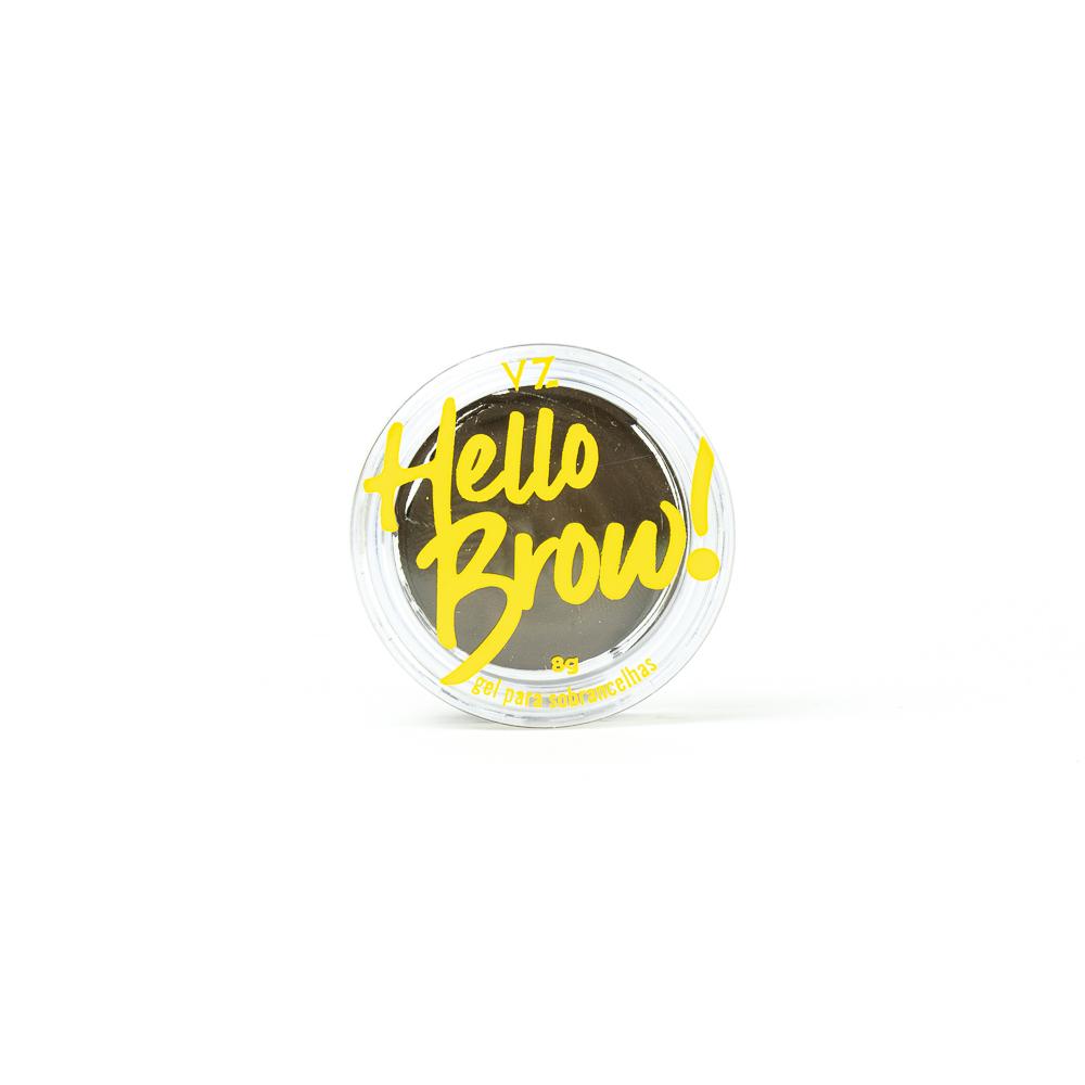 Gel para Sobrancelhas Hello Brow - Vizzela