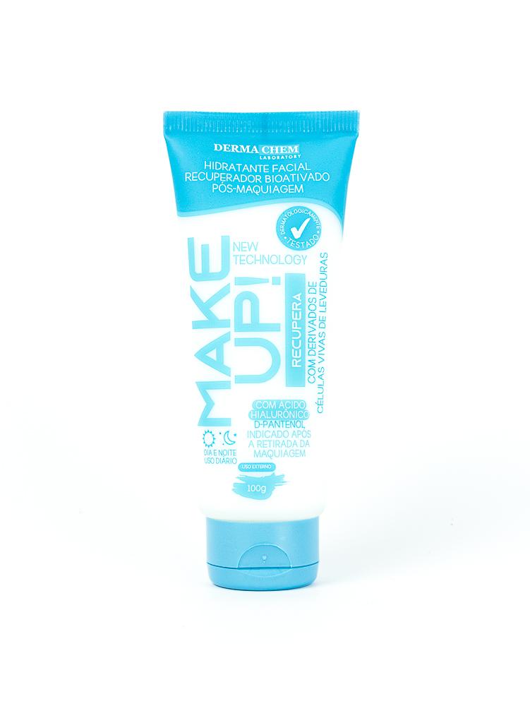 Hidratante Facial Recuperador Bioativado Pós Maquiagem - Dermachem