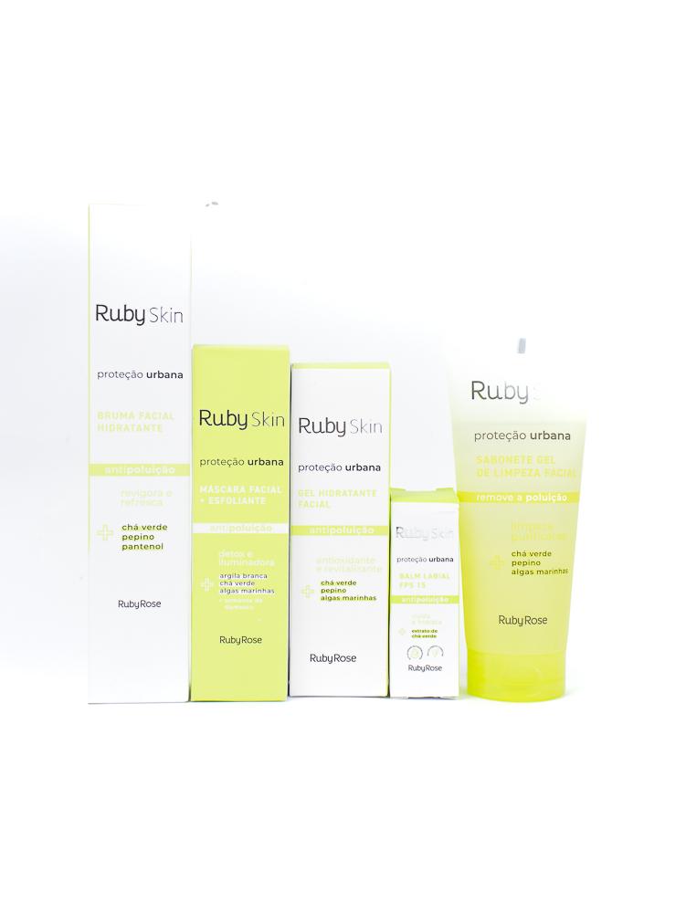 Kit Proteção Urbana Ruby Rose