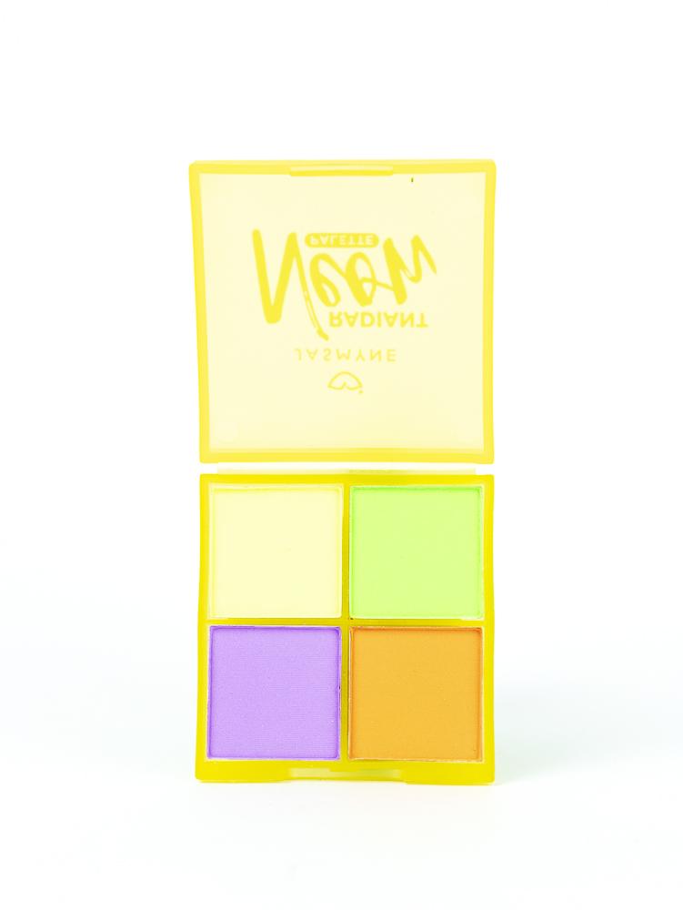 Paleta de Sombras Radiante Neon  - Jasmyne