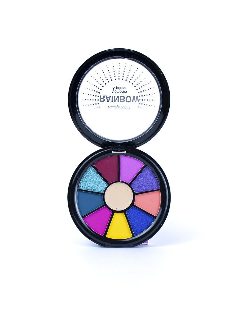 Paleta de Sombras Rainbow - Ruby Rose