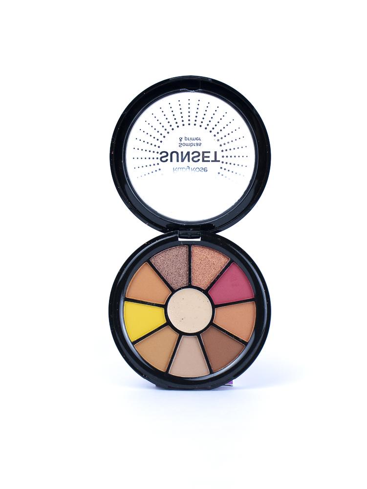 Paleta de Sombras Sunset - Ruby Rose