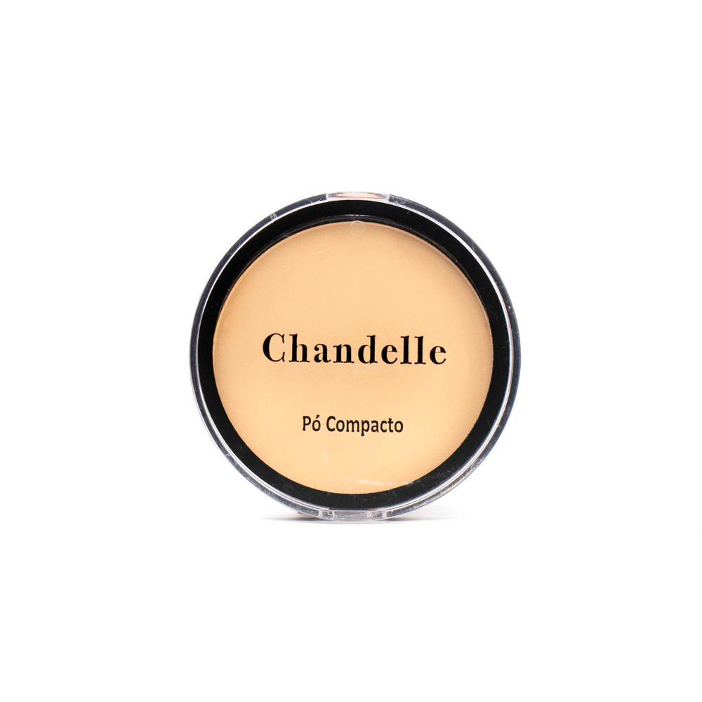 Pó Compacto - Chandelle