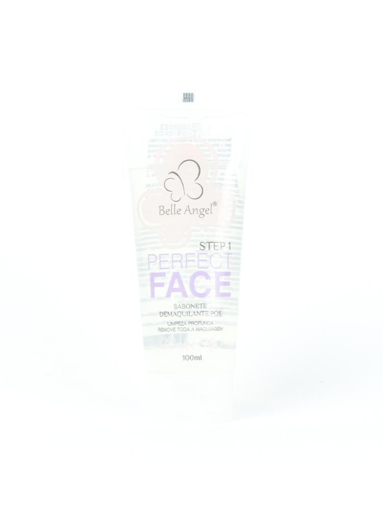 Sabonete Demaquilante Pós Maquiagem Perfect Face - Belle Angel
