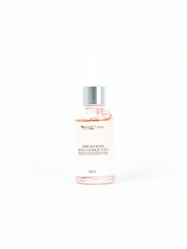 Sérum Facial Rosa Mosqueta - Max Love