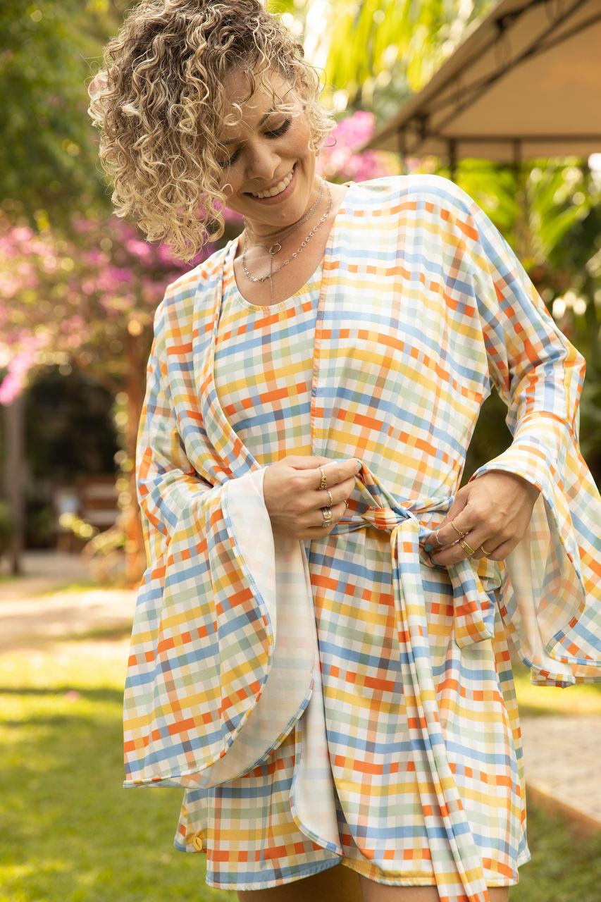 Kimono Arituba Picnic