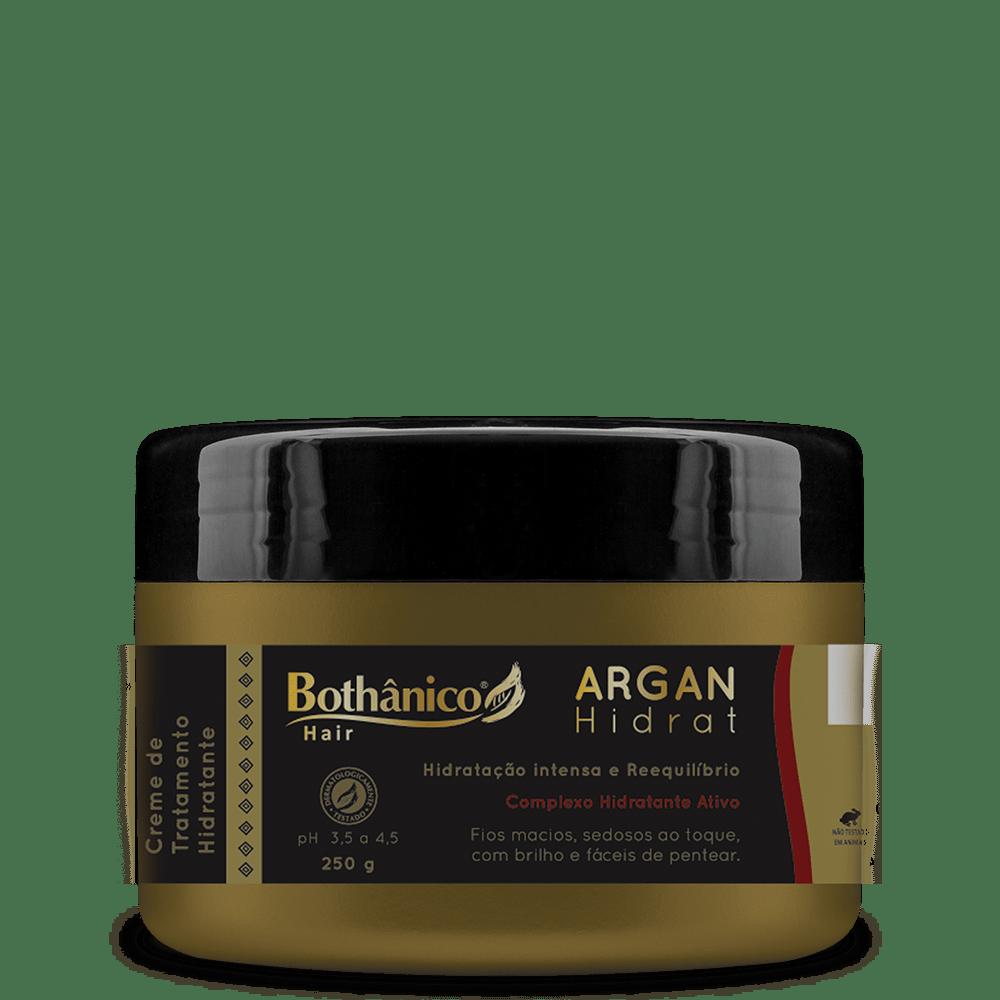 Creme De Tratamento Hidratante Argan Hidrat 250g
