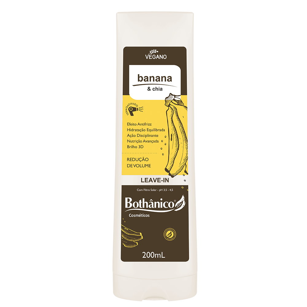 Leave-in Banana & Chia 200mL