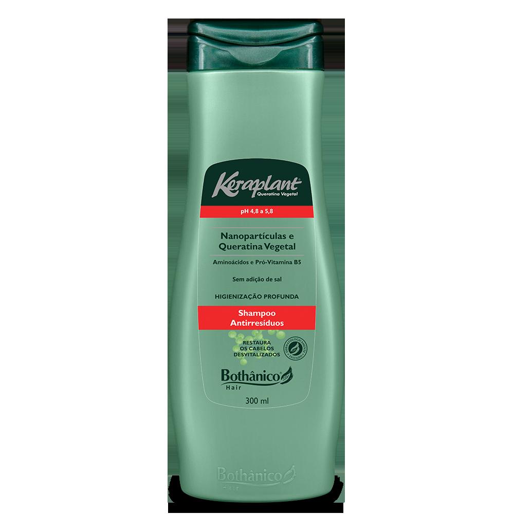 Shampoo Antirresíduos Keraplant 300mL