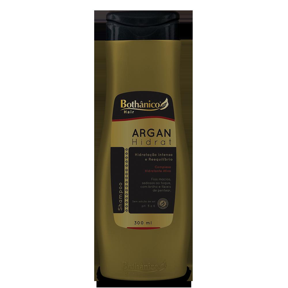 Shampoo Argan Hidrat 300mL